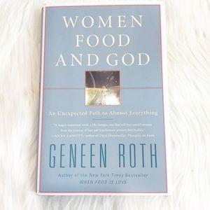 Women Food and God Recipe Book Cookbook